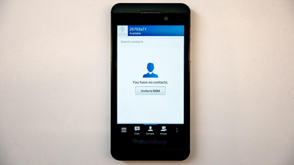blackberry10 phone