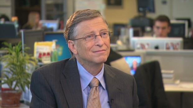 Bill Gates: U.S. is throwing talent away