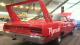 Superbird: From street legal to race car