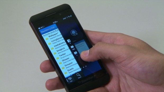 Check out BlackBerry 10's best features