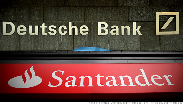 deutsche bank santander bank
