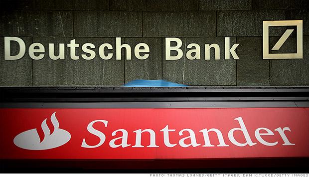 deutsche bank santander bank
