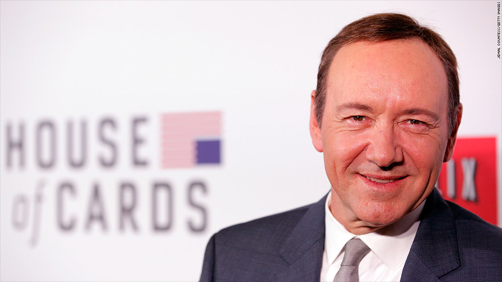 house of cards netflix kevin spacey