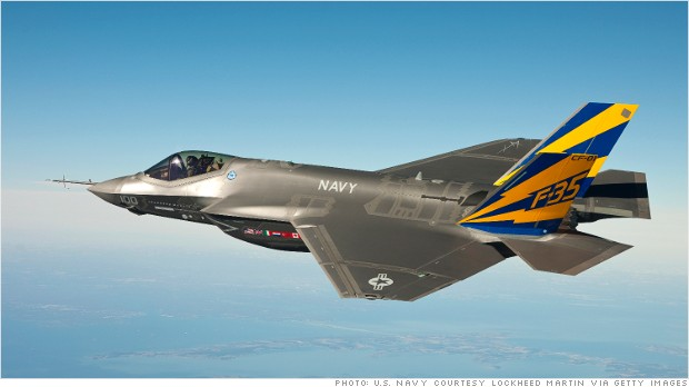 defense spending f35 joint strike fighter