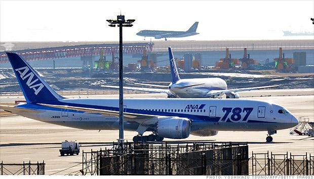ana 787 dreamliner