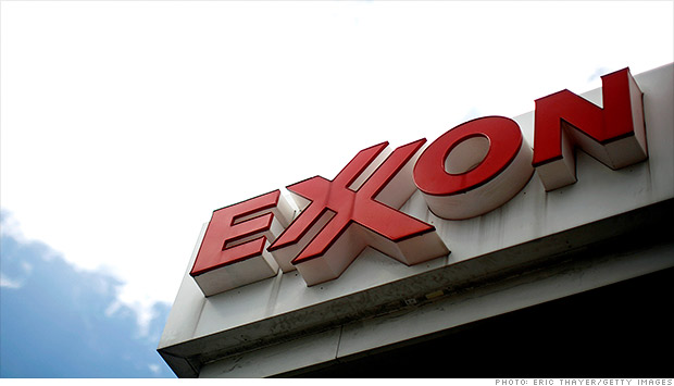 exxon mobil earnings
