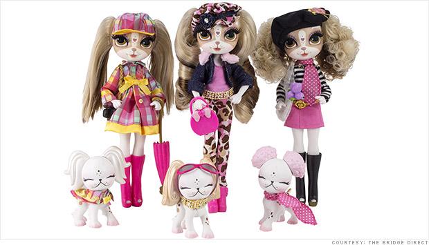 pinkie cooper dolls