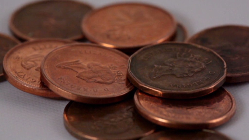 should we abolish the penny Penny advocates rightly point out that more of the less-economical nickels would be necessary if the penny were abolished  we have experience with removing useless denominations the half .