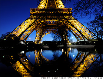 most expensive cities paris france