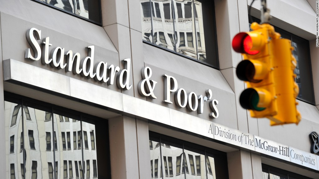 Standard & Poor's says it will face Justice Dept suit over ...