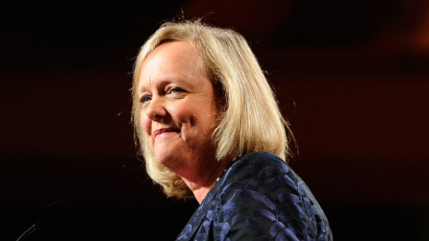 meg whitman hp dell