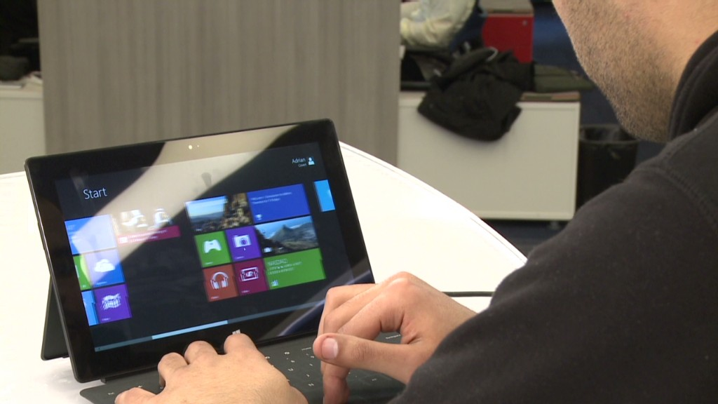 Microsoft Surface Pro: Good, but not great
