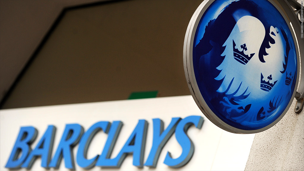 barclays misconduct