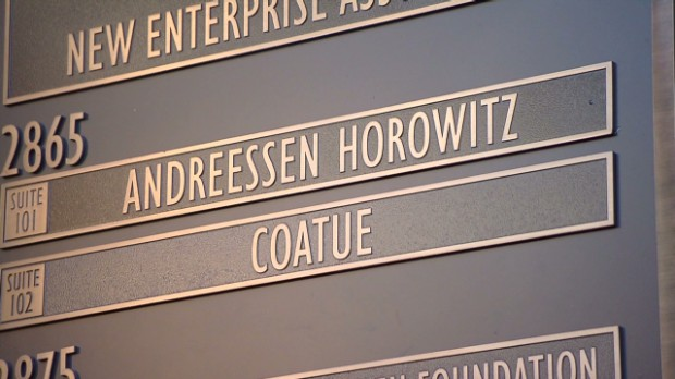 Why Andreessen Horowitz fines late workers - Video - Technology