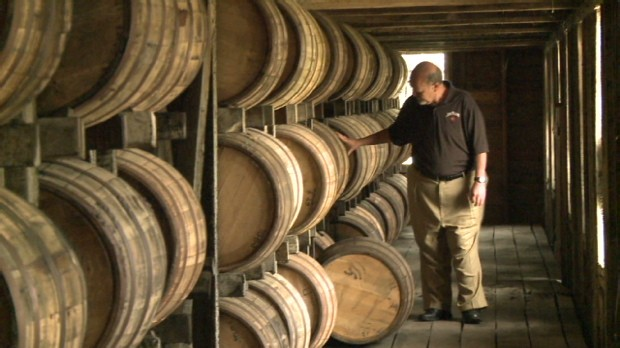 Bourbon biz booming in Kentucky
