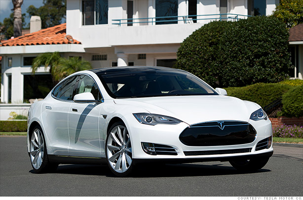 Tesla Stock Dips On Poor Model S Review The Buzz Investment And