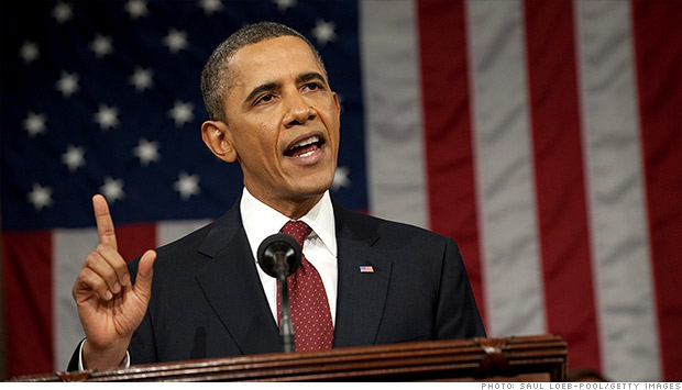 ALEXANDER: Obama's State Of The Union Speech Didn't Impress Me