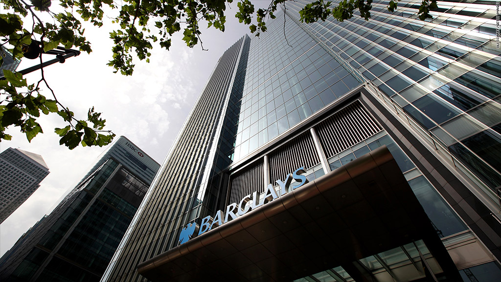 barclays canary wharf cuts