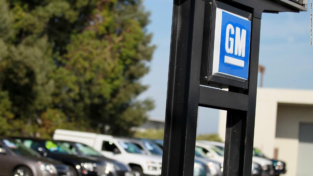 general motors earnings