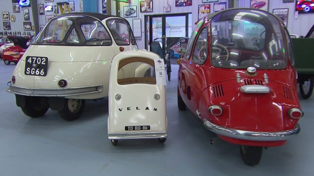 Huge Collection Of Tiny Cars Video Personal Finance