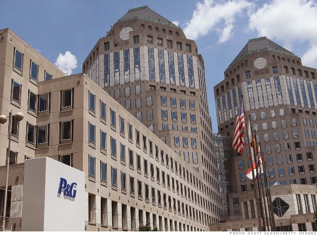 best places intern procter gamble