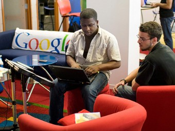 best places intern google