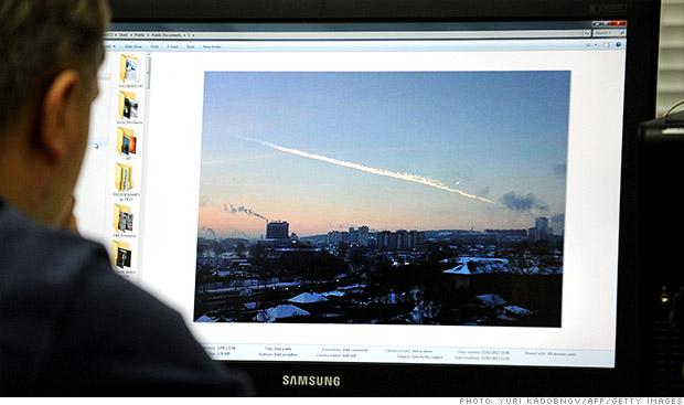 russia meteor