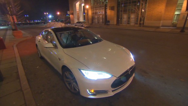 Our Tesla S made it from D.C. to Boston