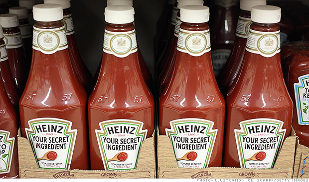 heinz tomato ketchup