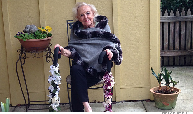 89-year-old grandma hits kickstarter goal