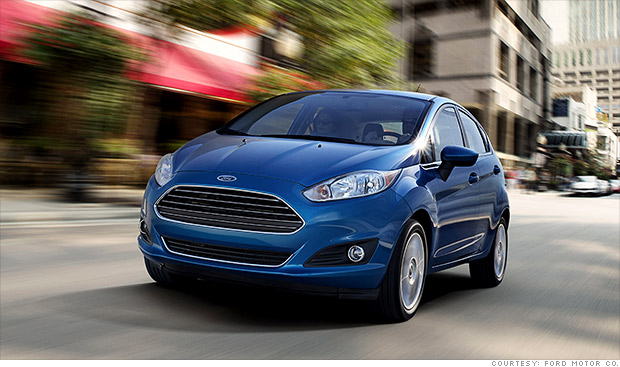 2014 ford fiesta
