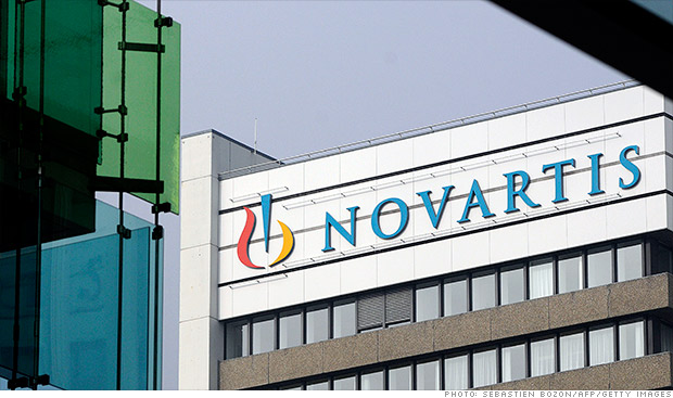 novartis chairman