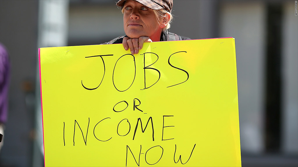 unemployment budget cuts