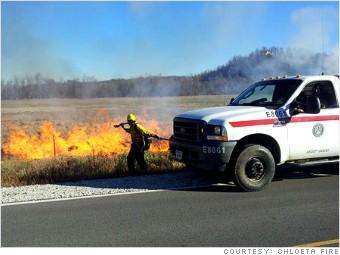 chloeta fire government business