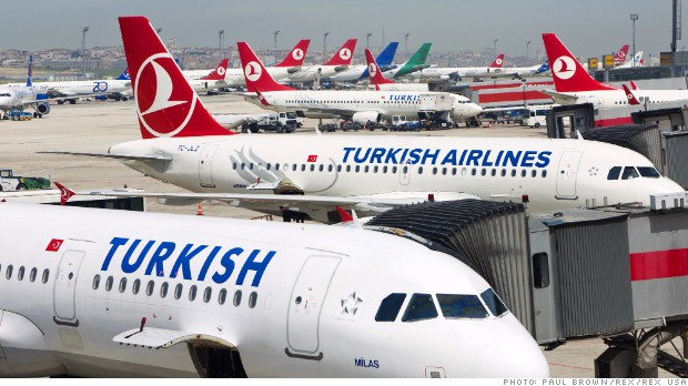 GAM25 turkish airlines