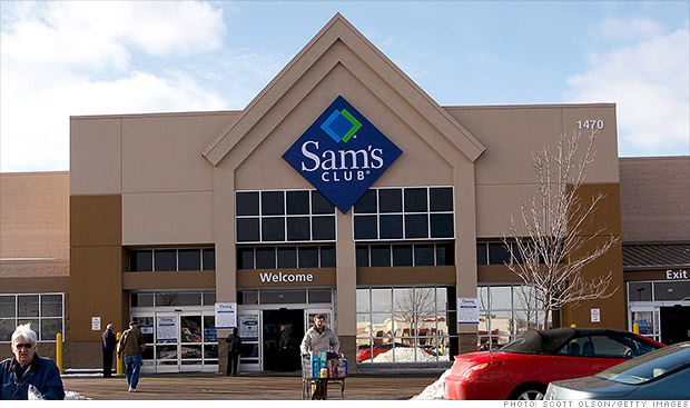 sams club sales