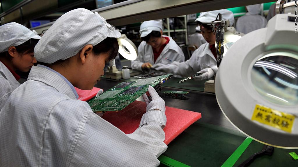 foxconn shenzen factory