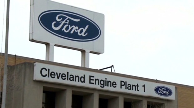 Ford adds 450 jobs at a Cleveland plant