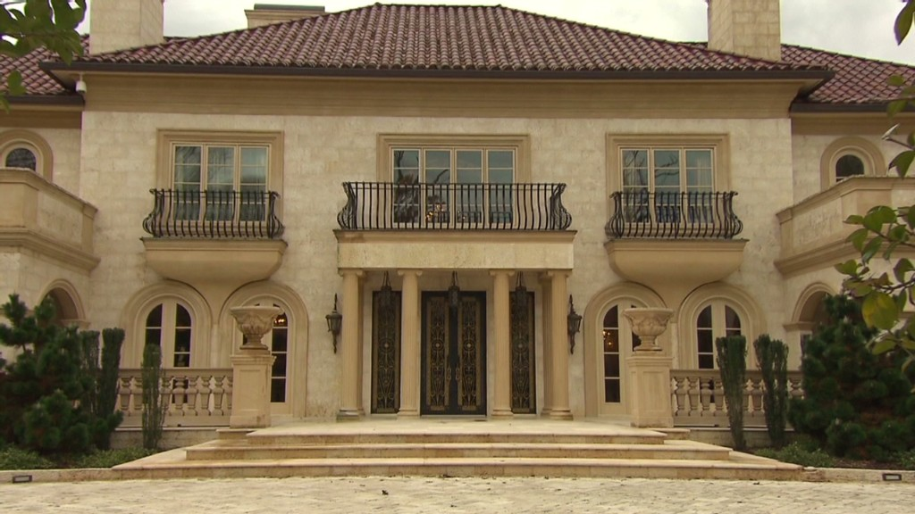 Inside the most expensive home in Altanta