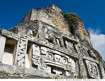 travel family trips belize