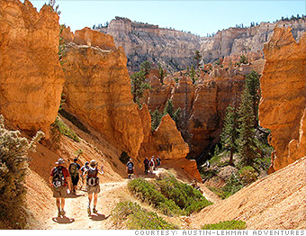 travel family trips bryce canyon utah