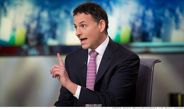 david einhorn apple