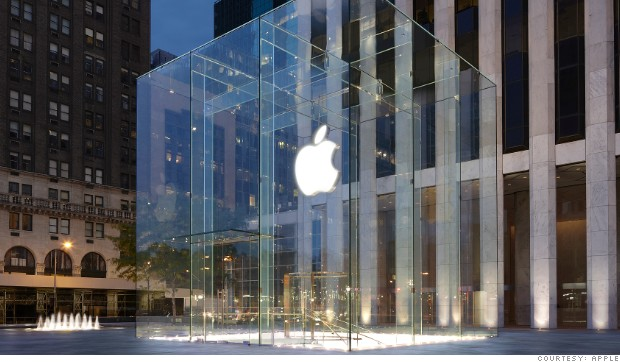 Apple is one the Most Admired tech companies
