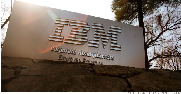 most admired 2013 ibm