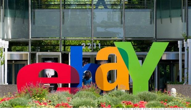 eBay is one of the most admired Tech Companies