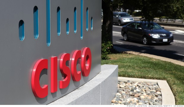 most admired 2013 cisco