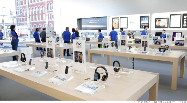 apple store interior products