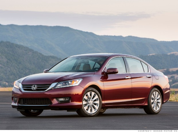 consumer reports 2013 honda accord