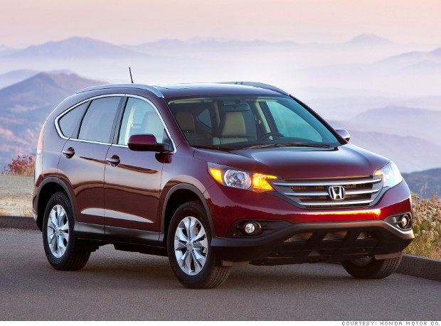 Small Suv Honda Cr V Consumer Reports Top Car Picks
