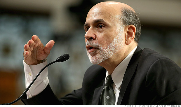 bernanke banking senate